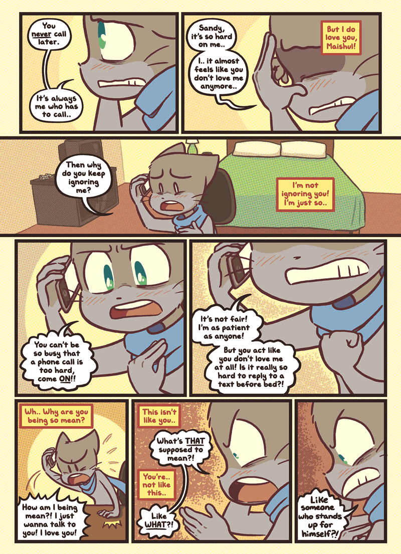 Eternal Flame — Page 23