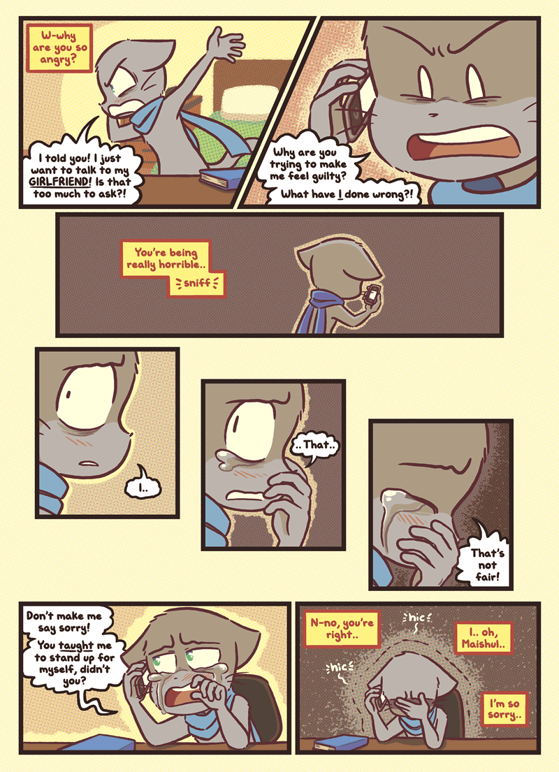 Eternal Flame — Page 24