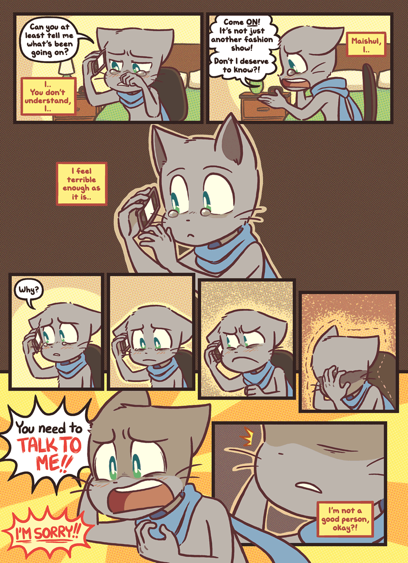 Eternal Flame — Page 25