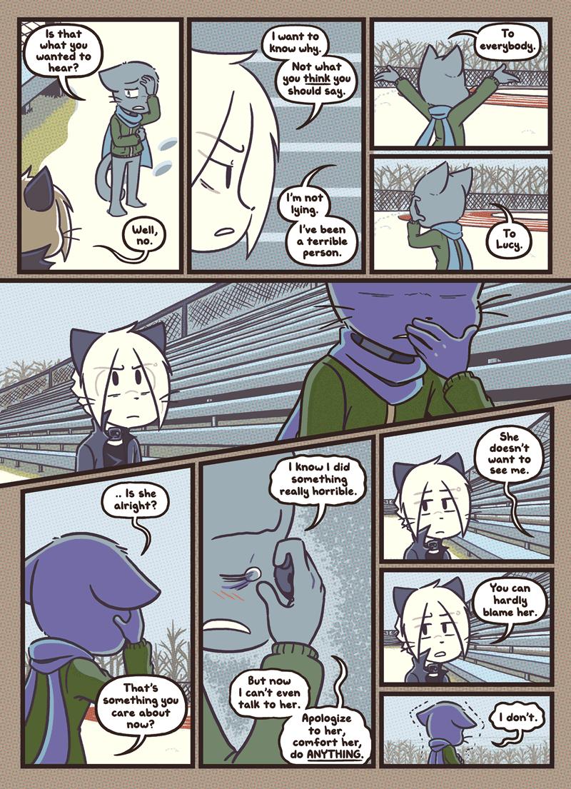 Burnt Bridges — Page 10