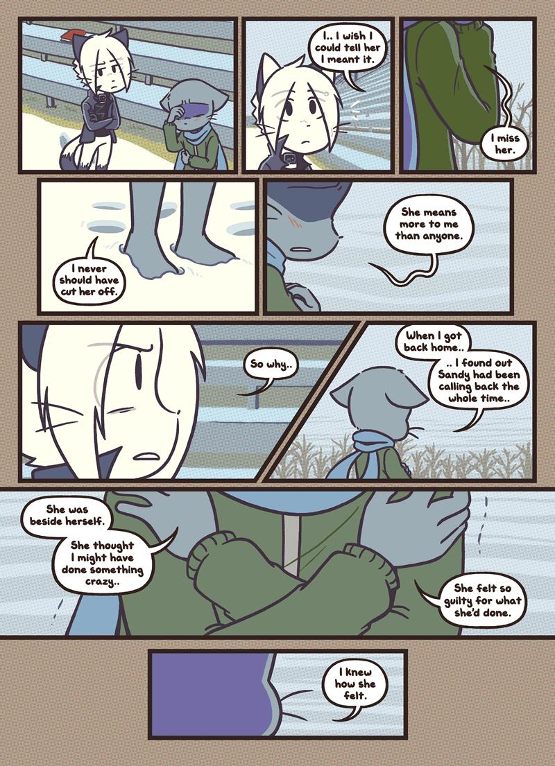 Burnt Bridges — Page 11