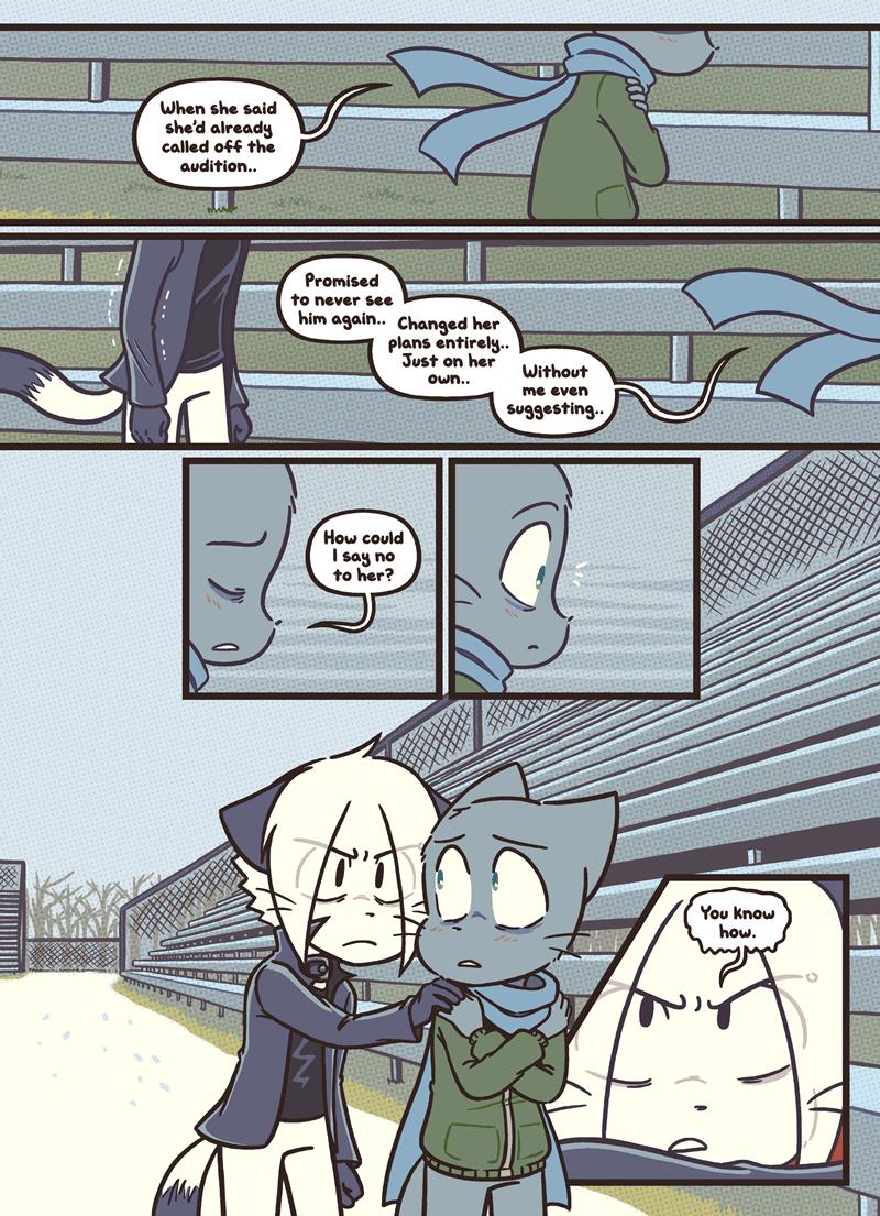 Burnt Bridges — Page 12