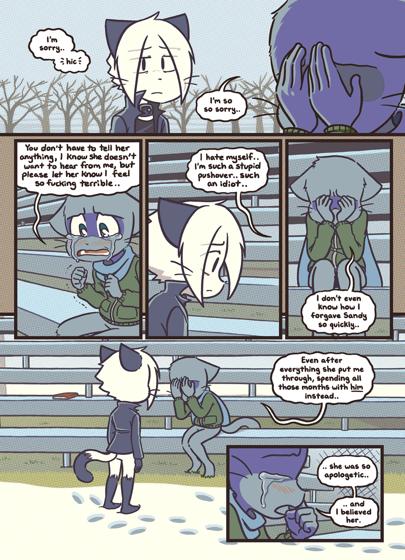 Burnt Bridges — Page 15