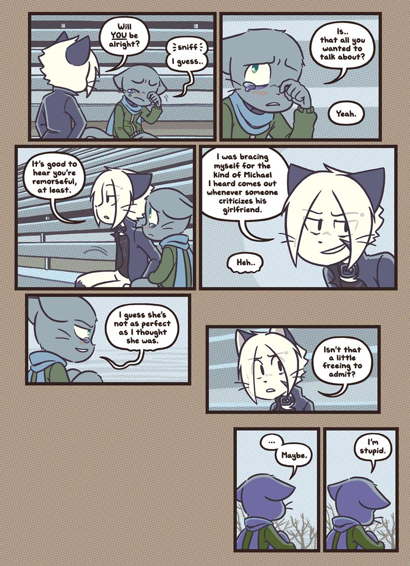 Burnt Bridges — Page 18