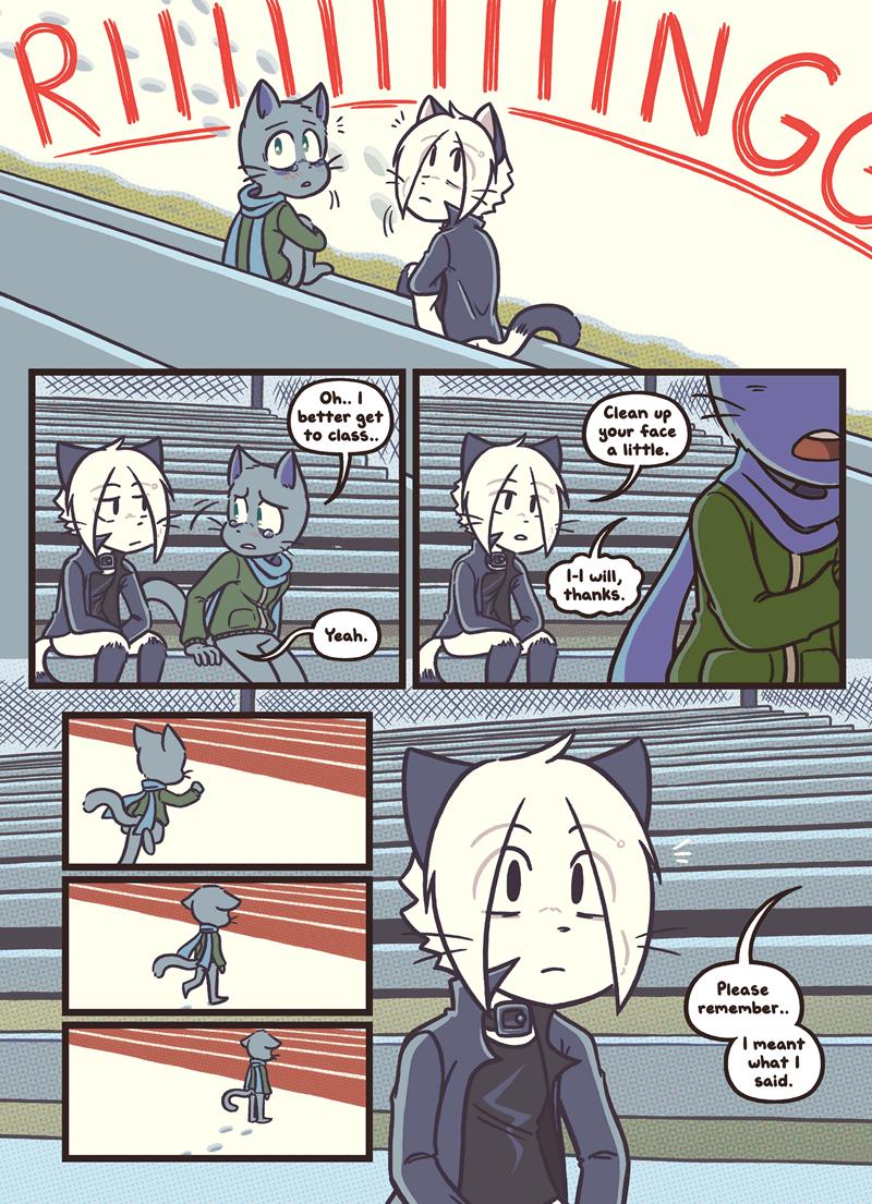 Burnt Bridges — Page 19