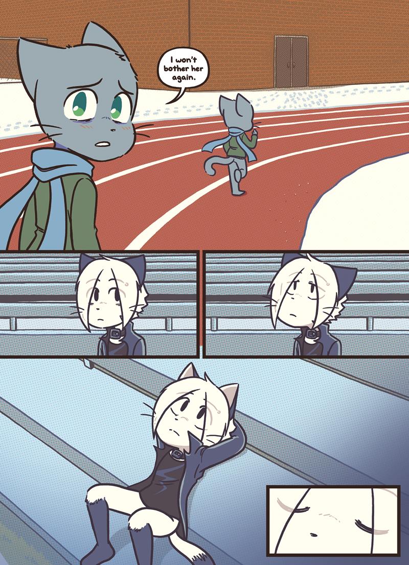 Burnt Bridges — Page 20