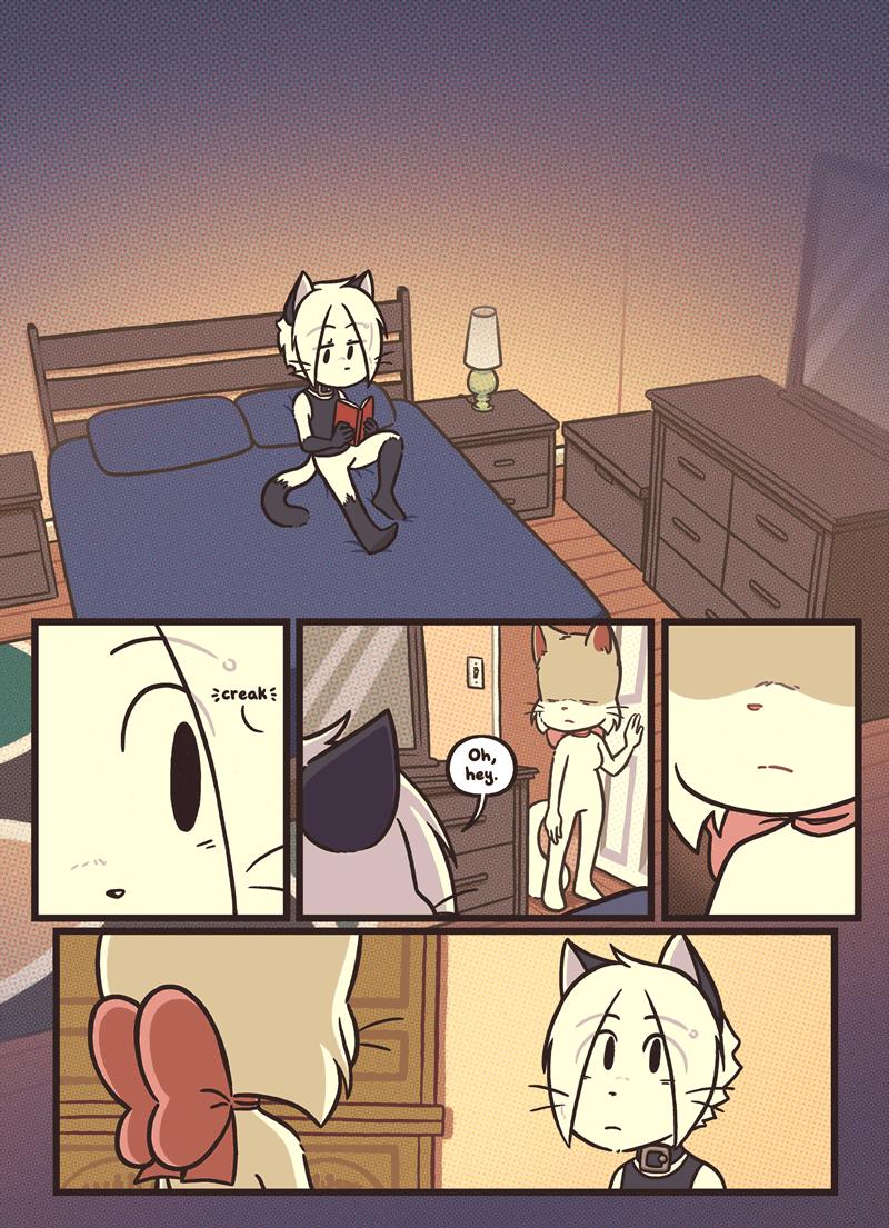 Burnt Bridges — Page 21