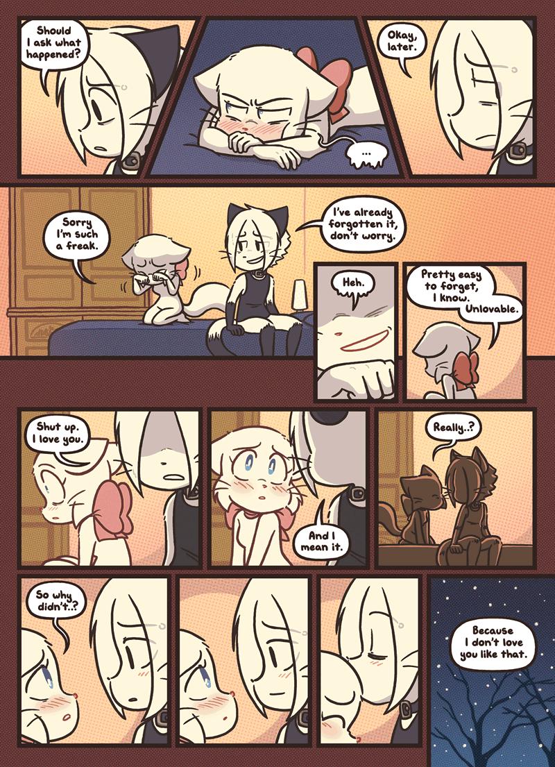 Burnt Bridges — Page 27