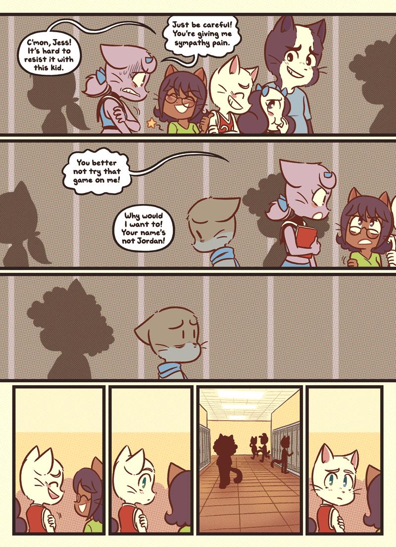 Burnt Bridges — Page 3