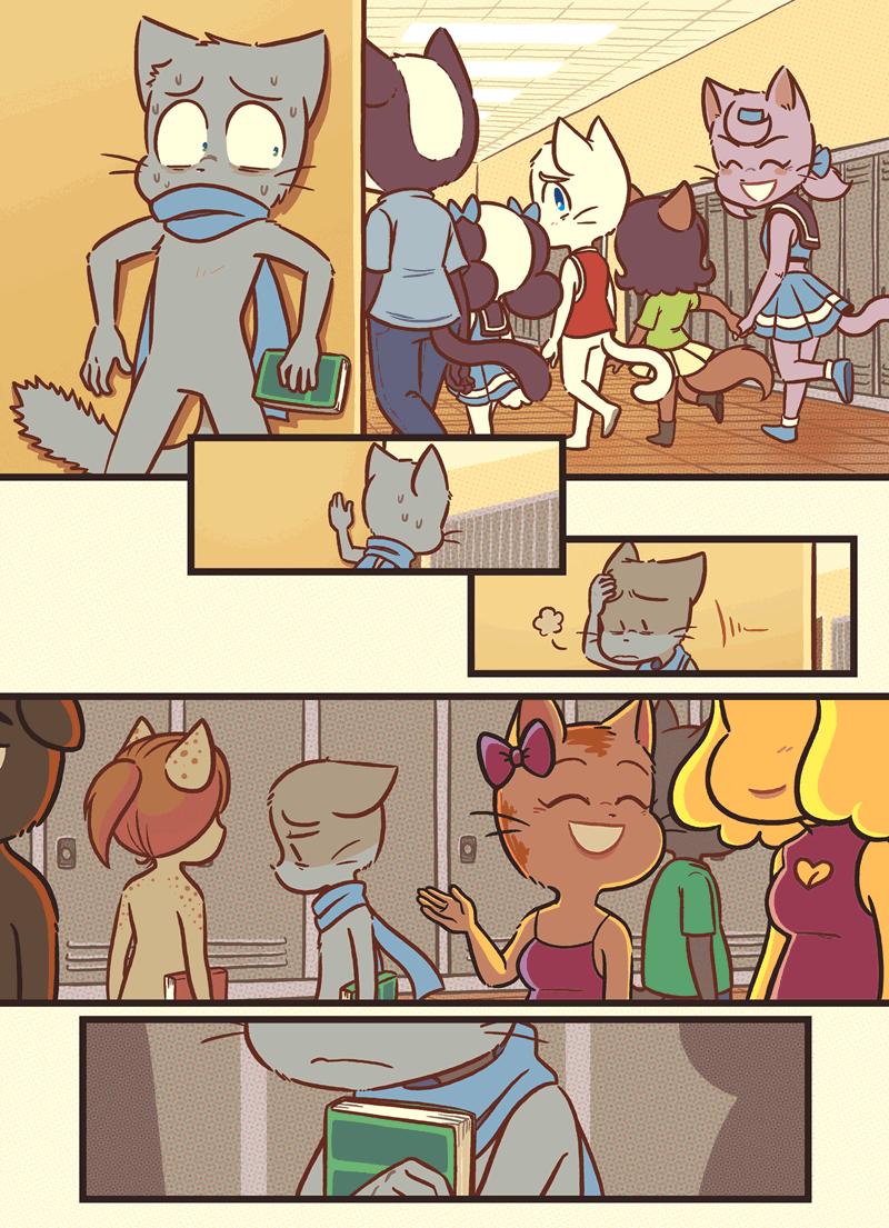 Burnt Bridges — Page 4