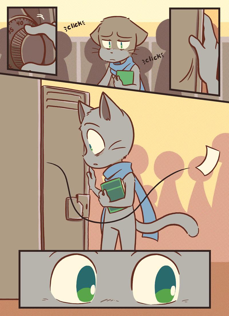 Burnt Bridges — Page 5