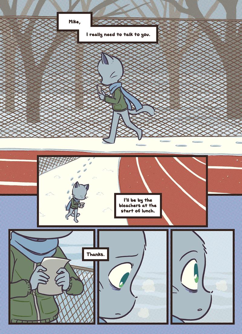 Burnt Bridges — Page 6