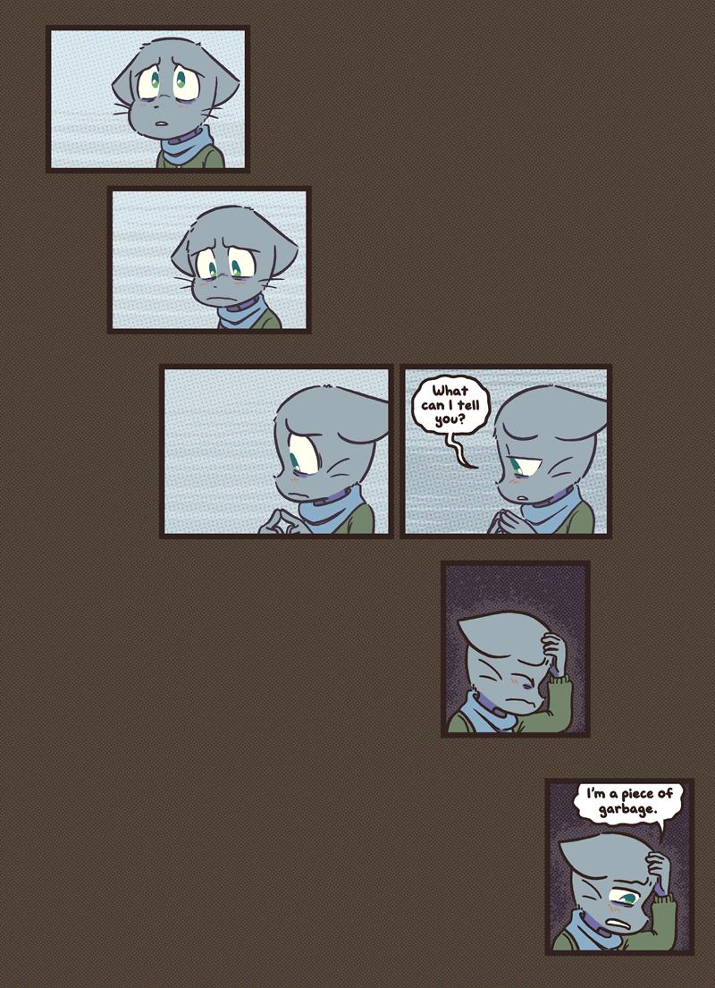 Burnt Bridges — Page 9