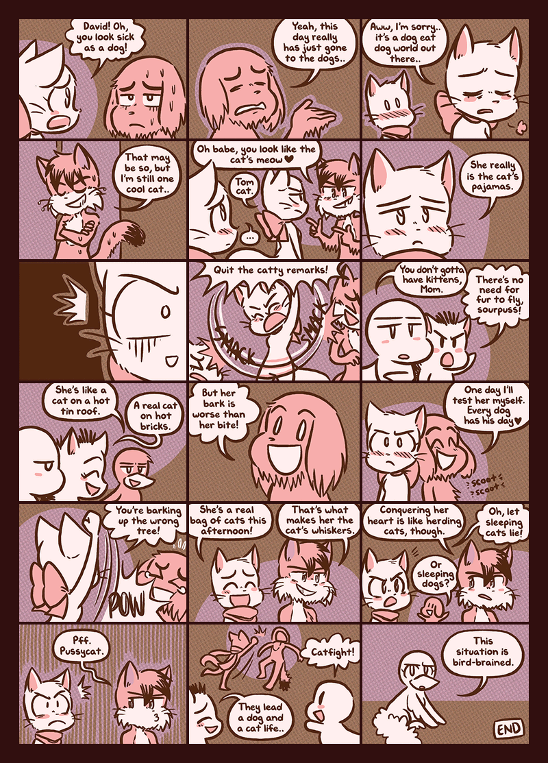 Catty Remarks — Page 2