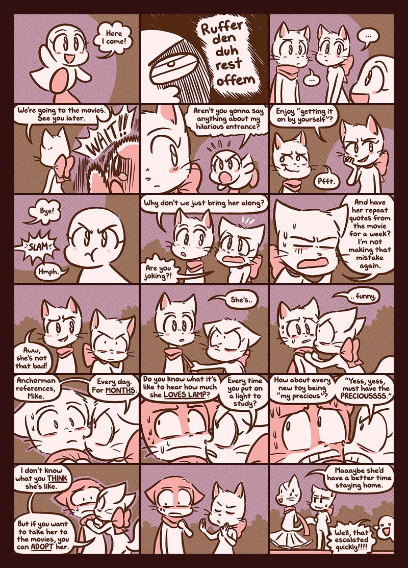 Confrontation — Page 1