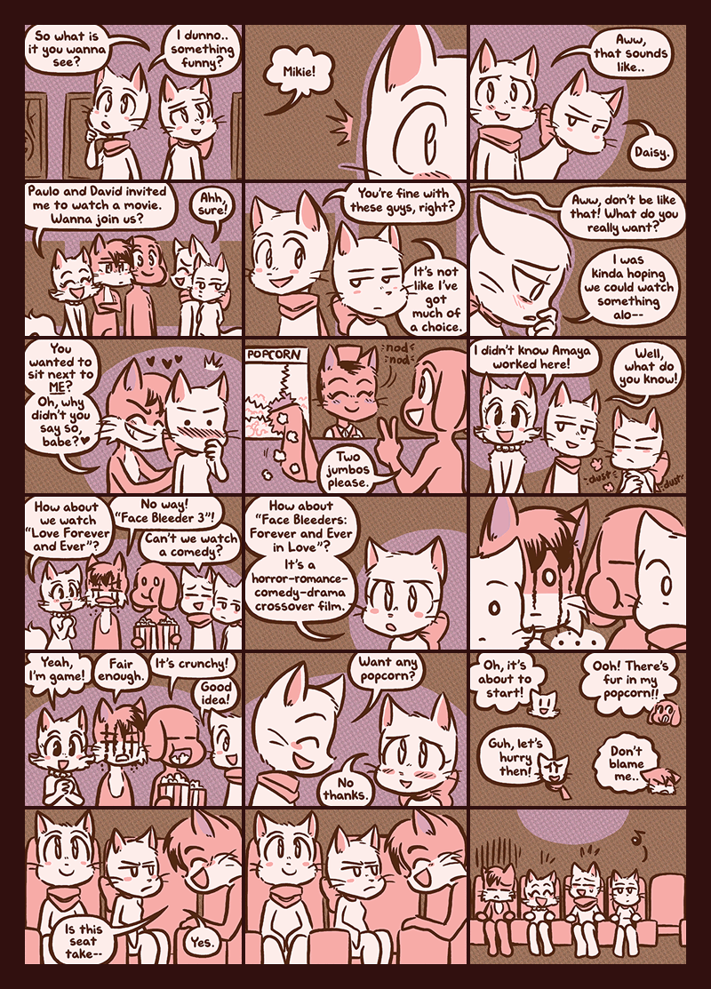 Off to the Movies — Page 2