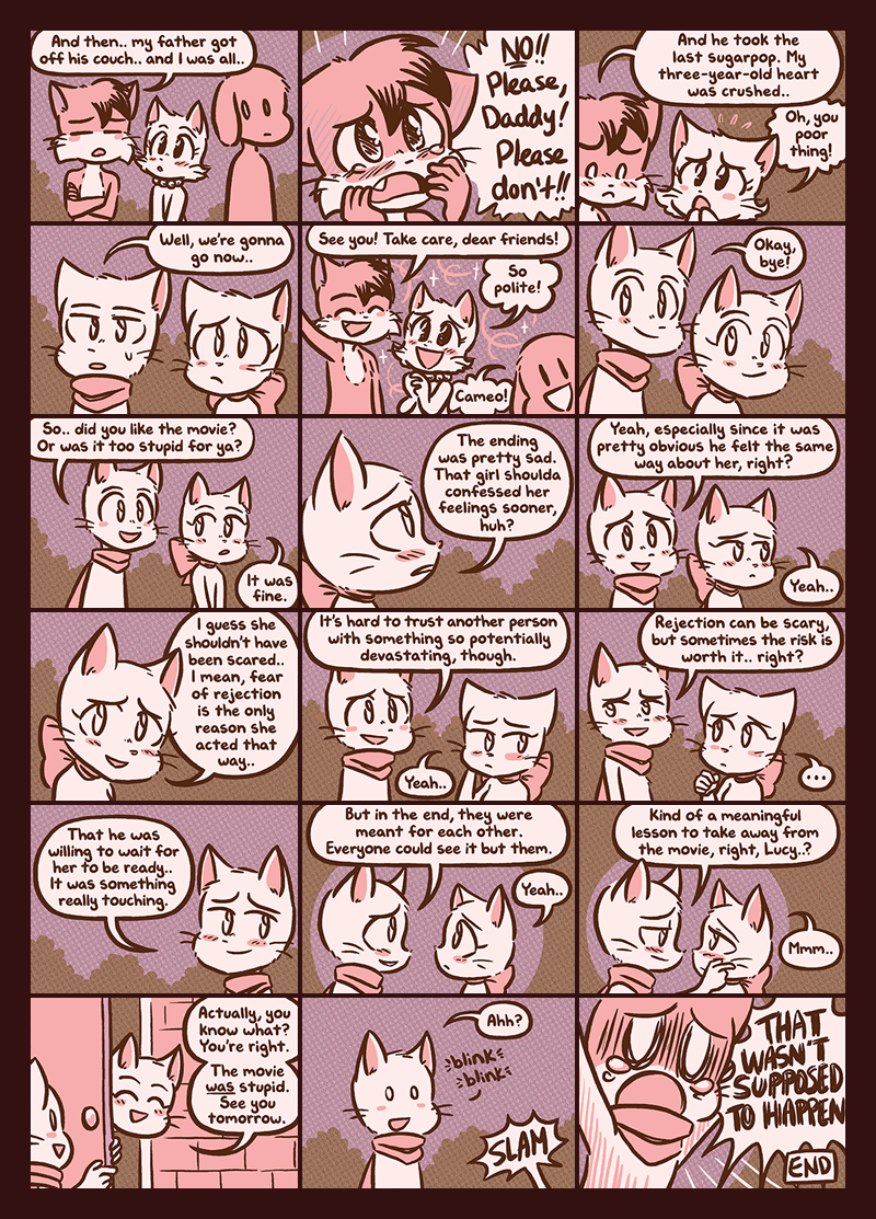 Off to the Movies — Page 6
