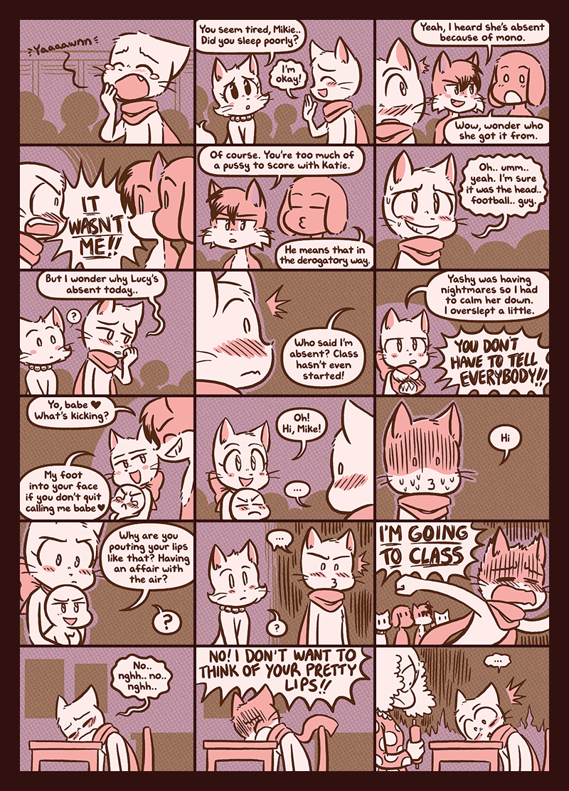 Unfulfilled Fantasy — Page 2