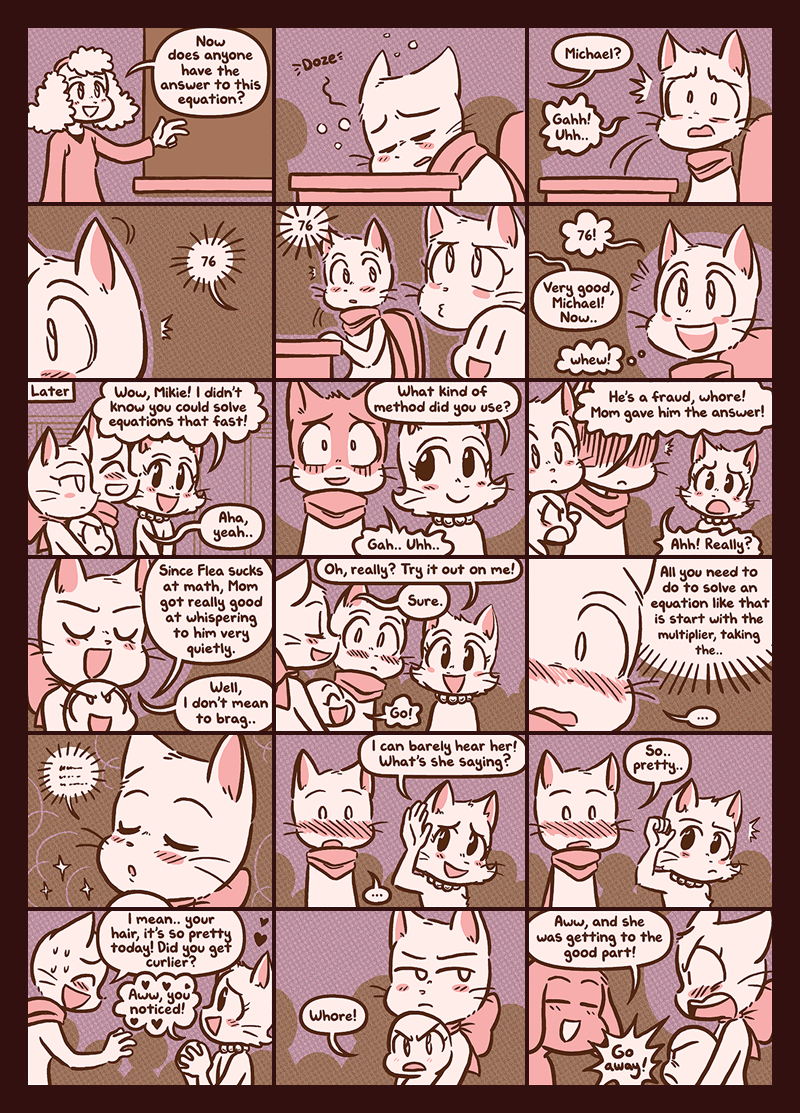 Unfulfilled Fantasy — Page 3