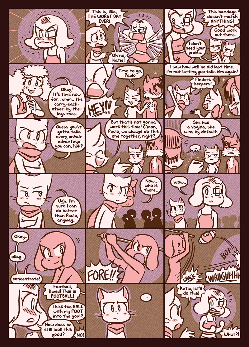 Farewell, Middle School — Page 6