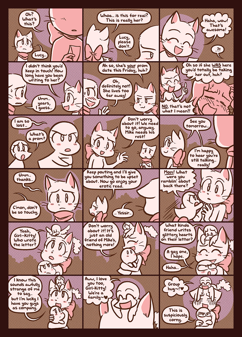 Blurry Memories — Page 2