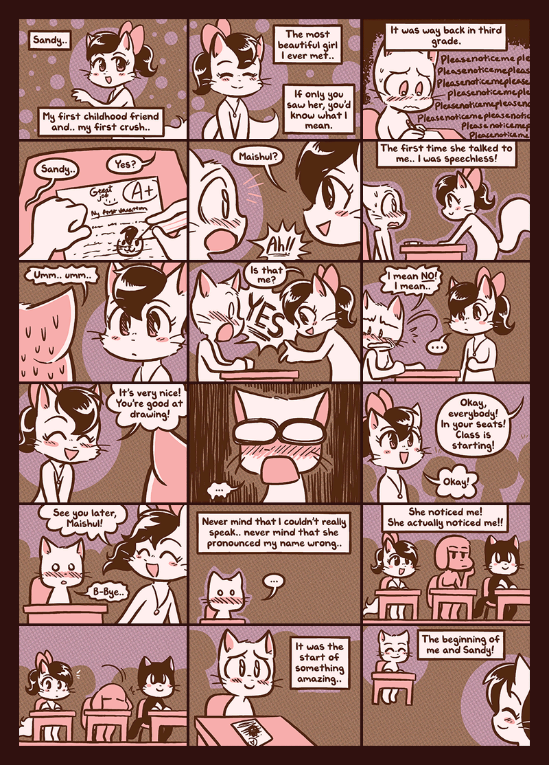 Unfulfilled Fantasy — Page 4