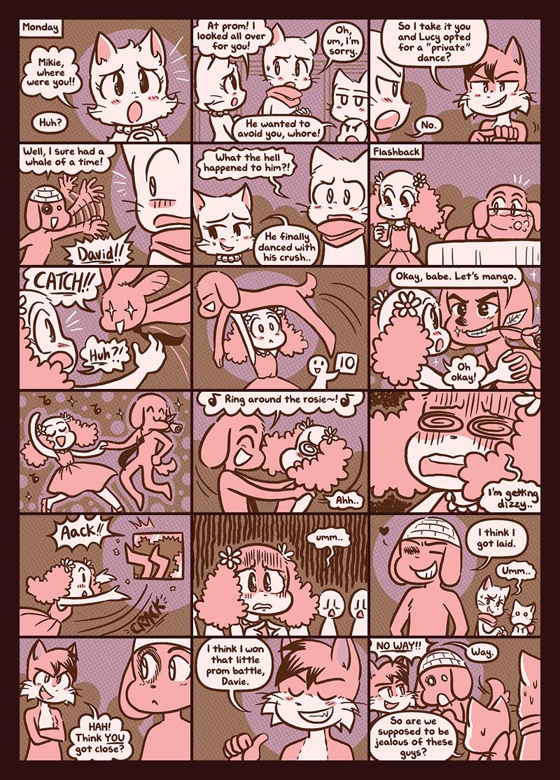 Hot Pursuit — Page 1
