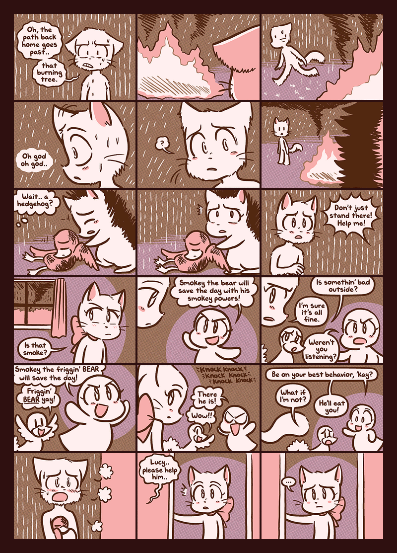 Enter High School — Page 4