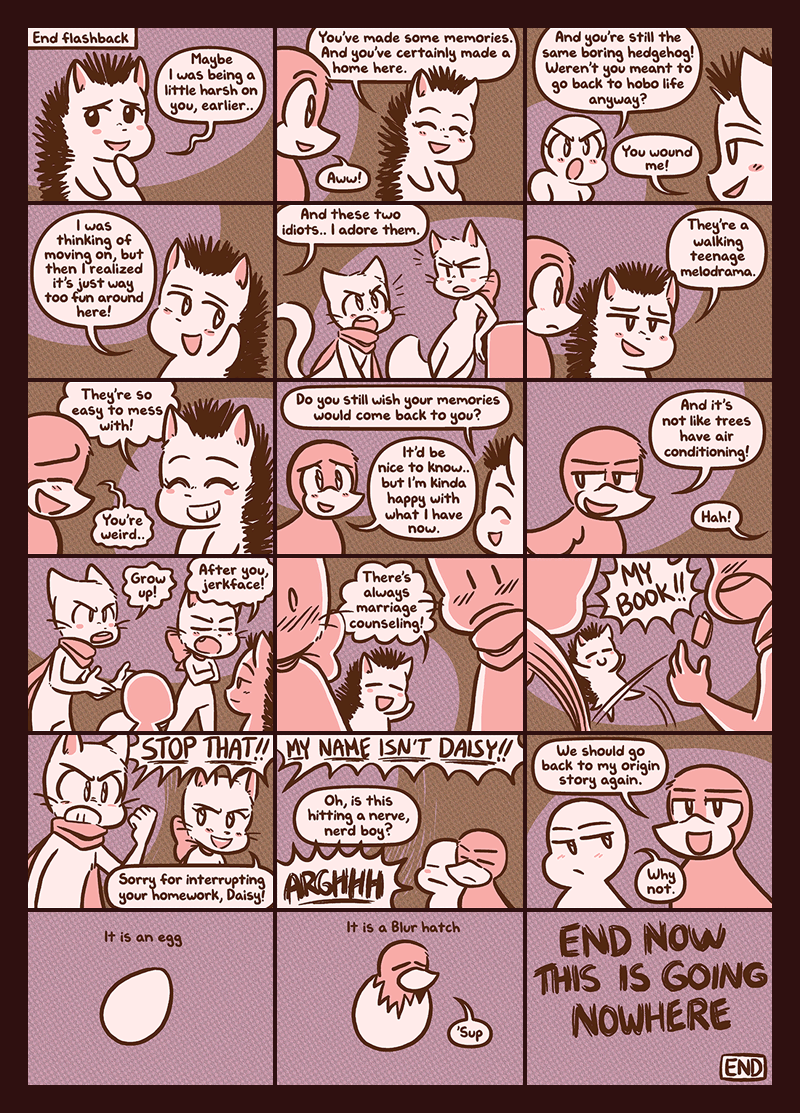 Blurry Memories — Page 8