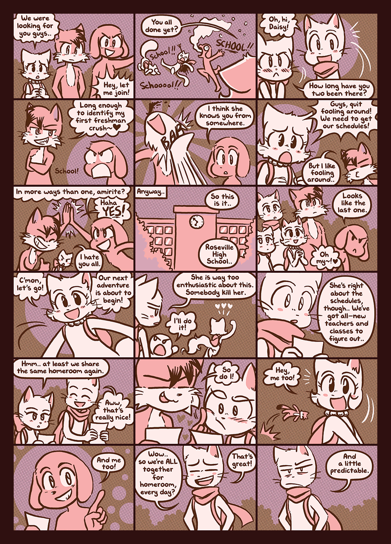 A New Leaf — Page 2