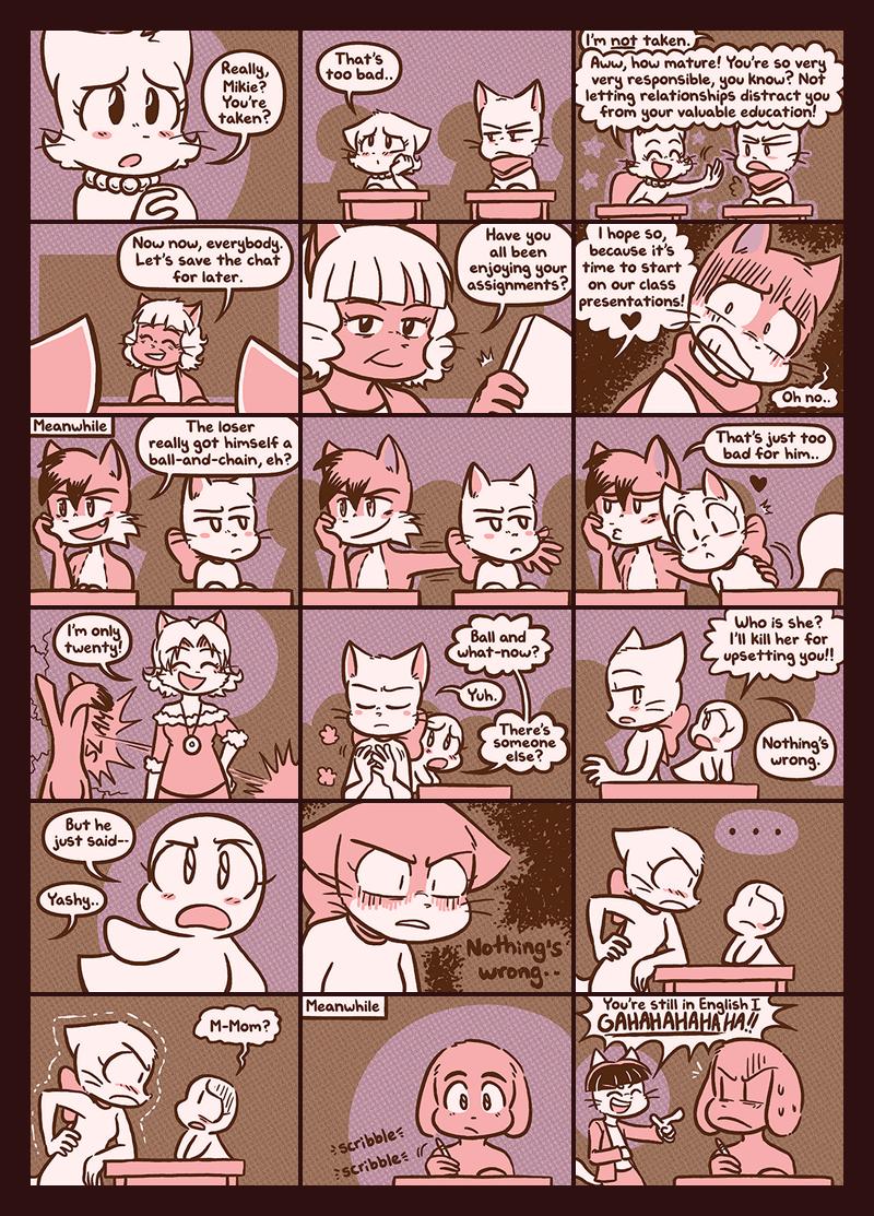 Wardrobe Malfunction — Page 2