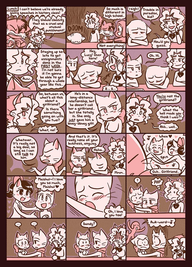 Wardrobe Malfunction — Page 3