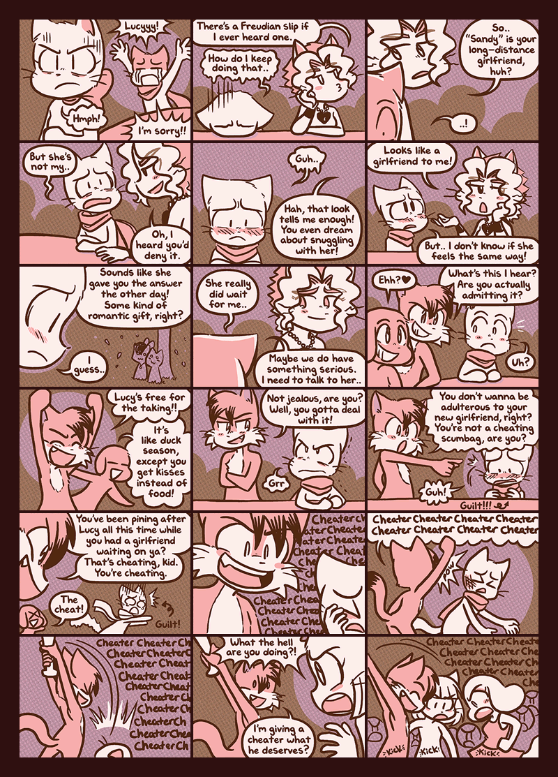 A Difficult Choice — Page 4