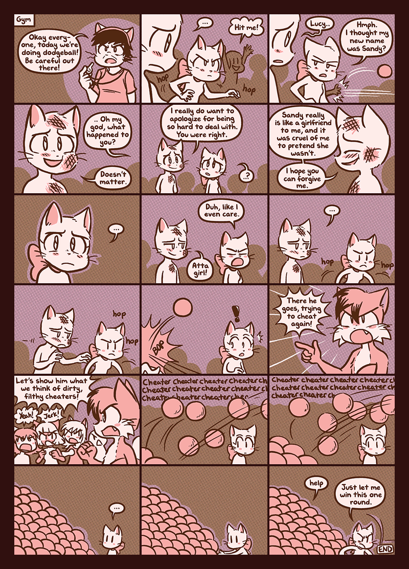 A Difficult Choice — Page 5