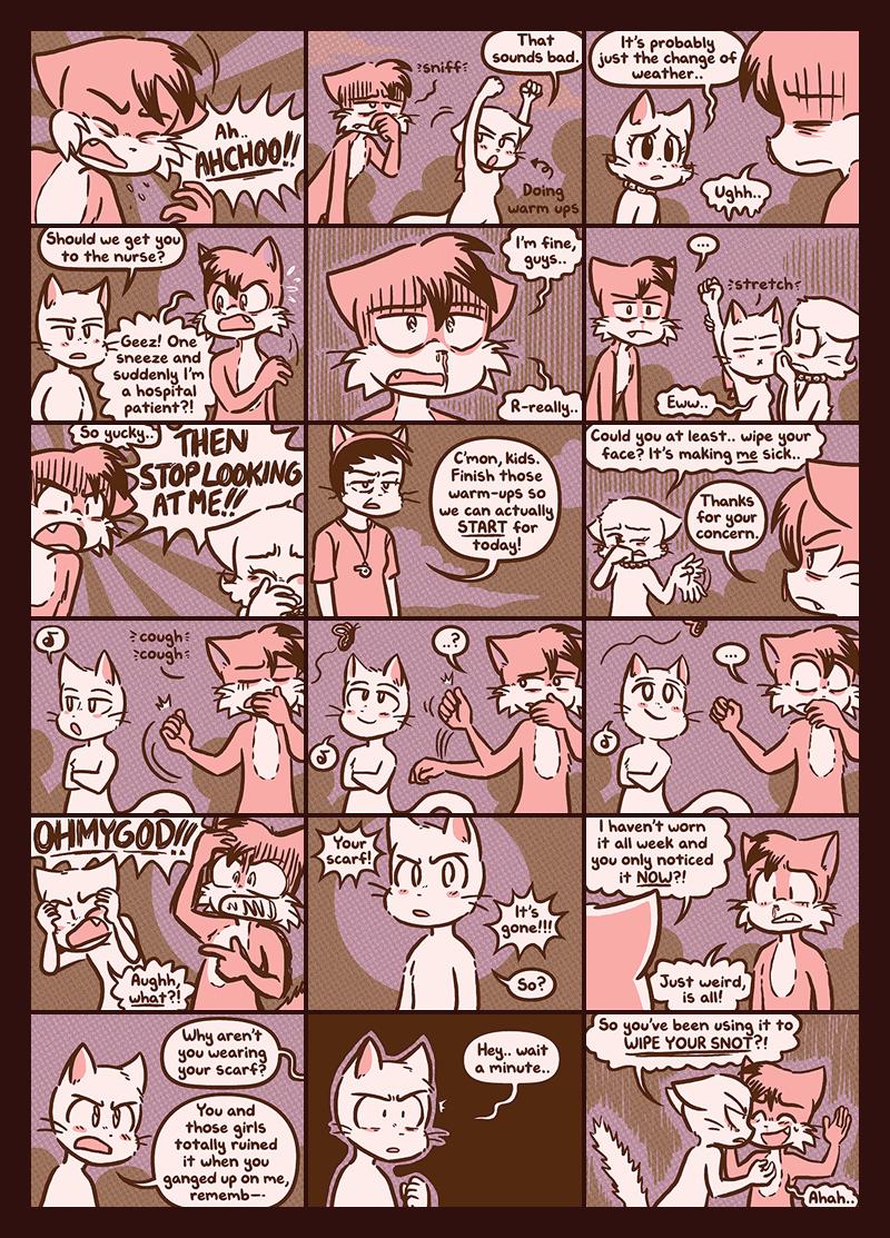 Wardrobe Malfunction — Page 1