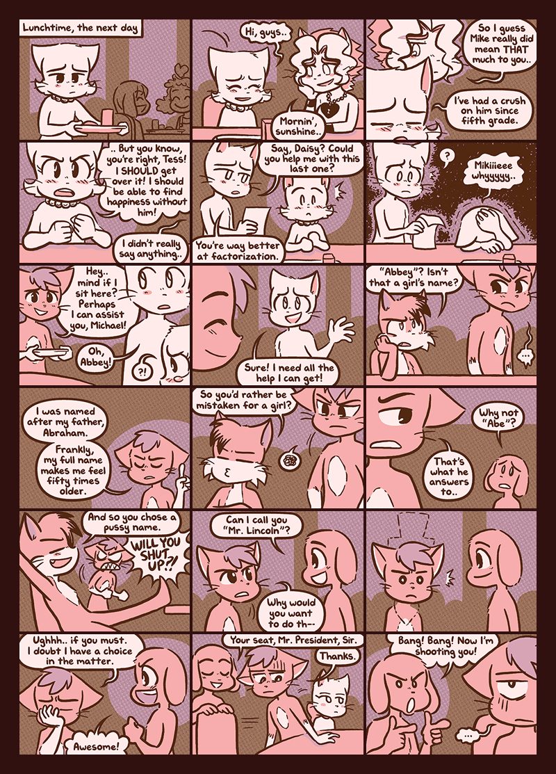 Left Behind — Page 3