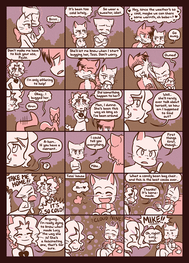 Left Behind — Page 1