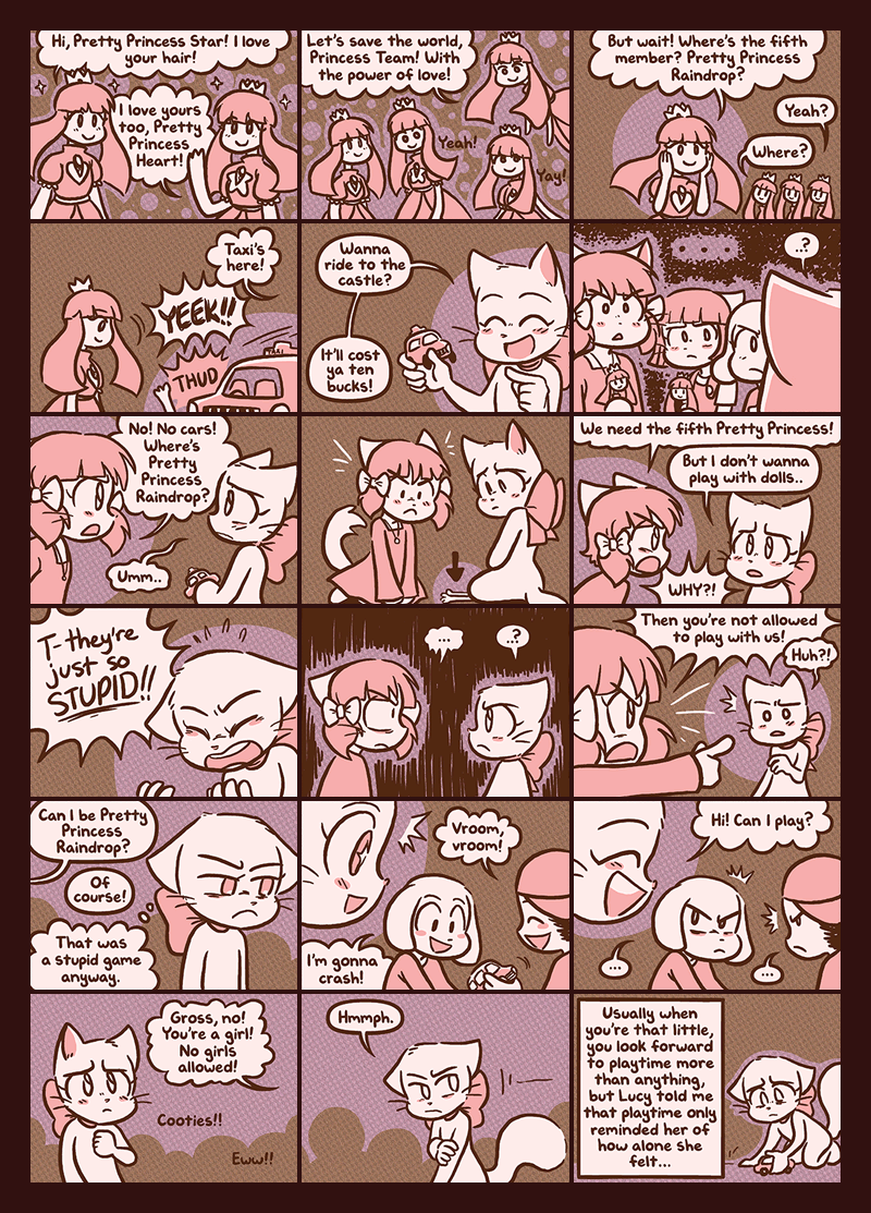 Misunderstanding and Change — Page 3