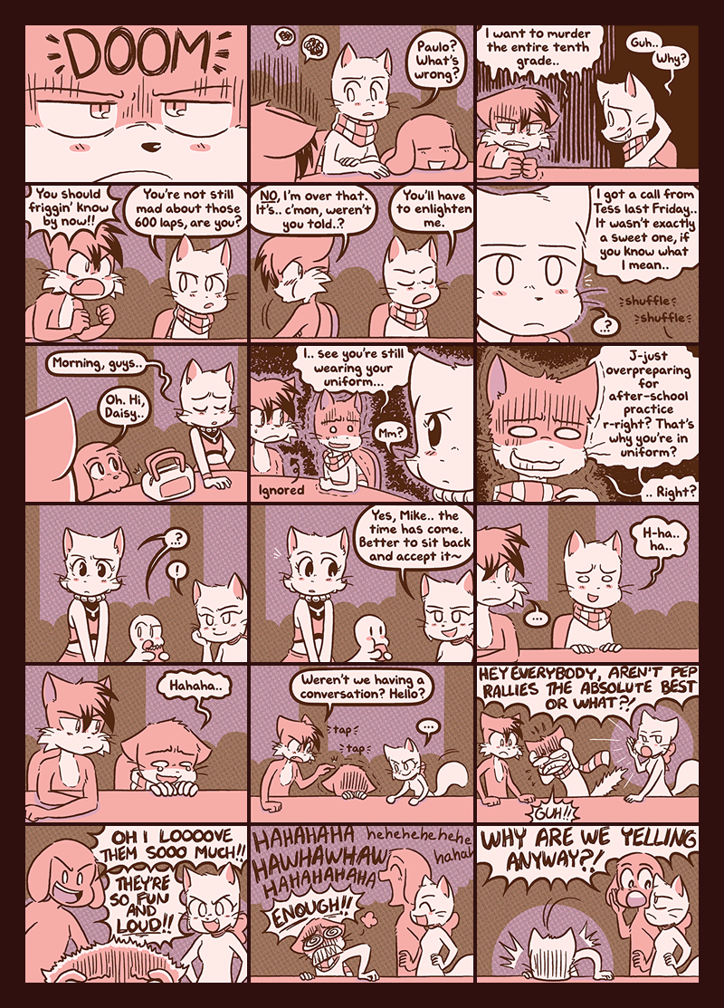 A Different Side — Page 1