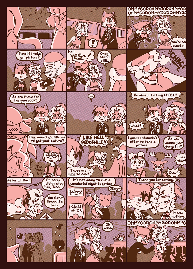 Rising Temperature — Page 4
