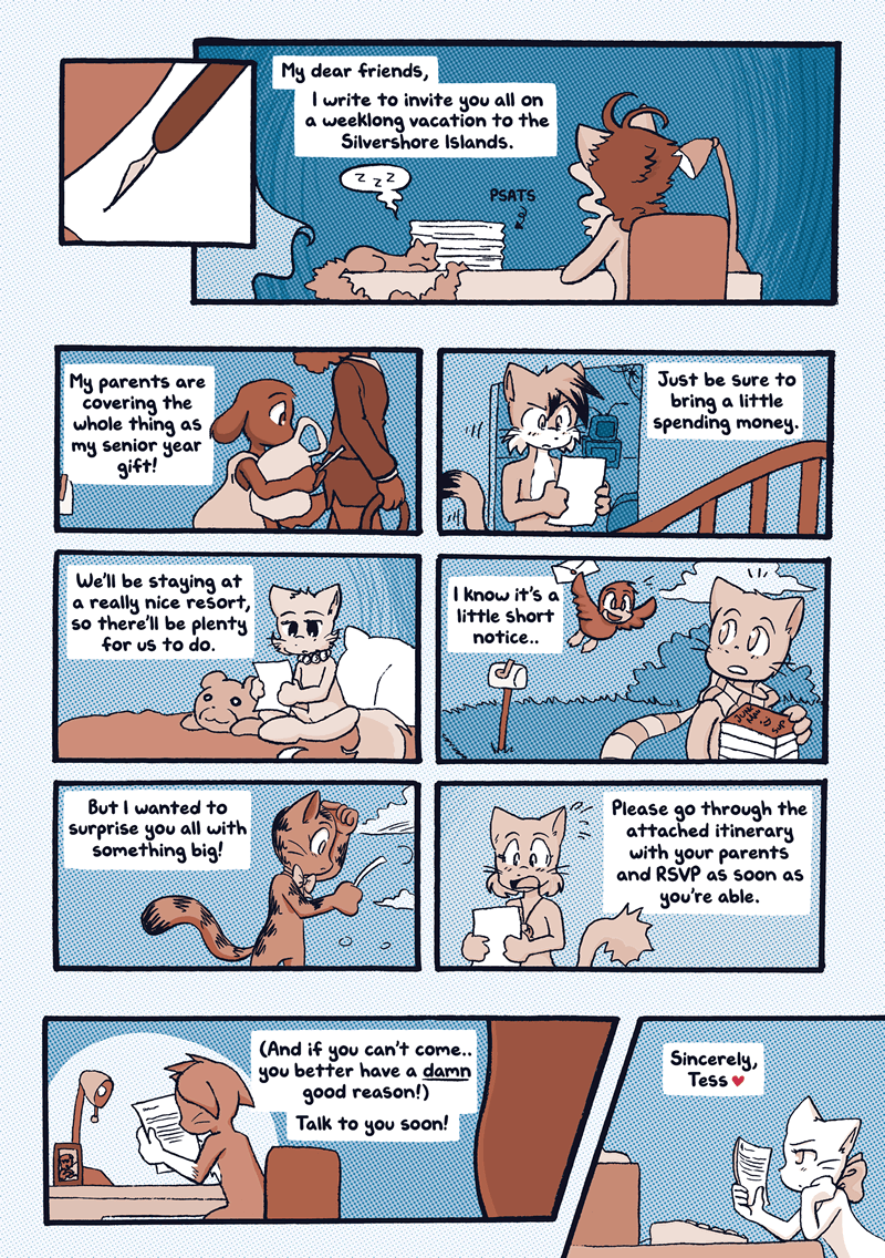 Moving On — Page 1