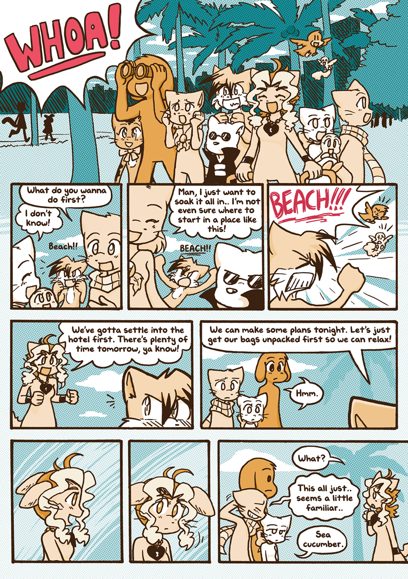 Arrival — Page 5