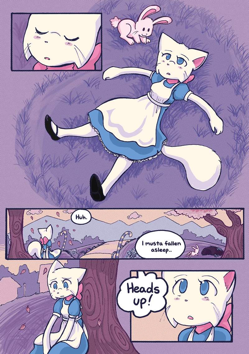 Wonderland — Page 1