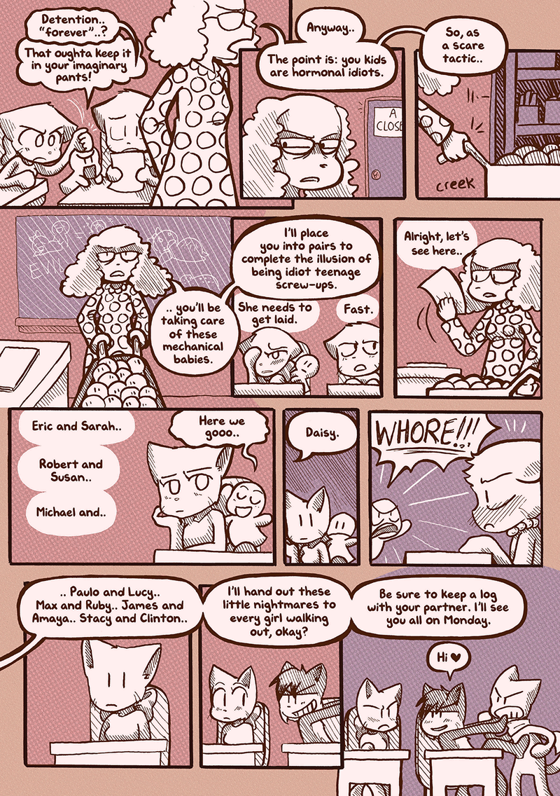 The Burden of Parenthood — Page 2