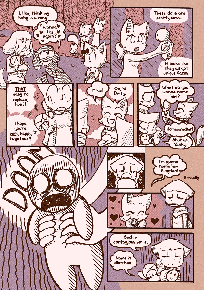 The Burden of Parenthood — Page 3