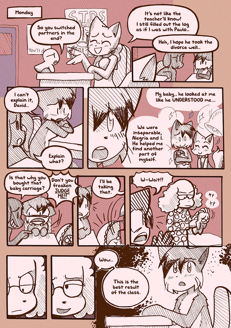 The Burden of Parenthood — Page 6