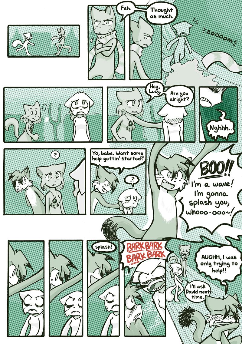 A Distance Apart — Page 8