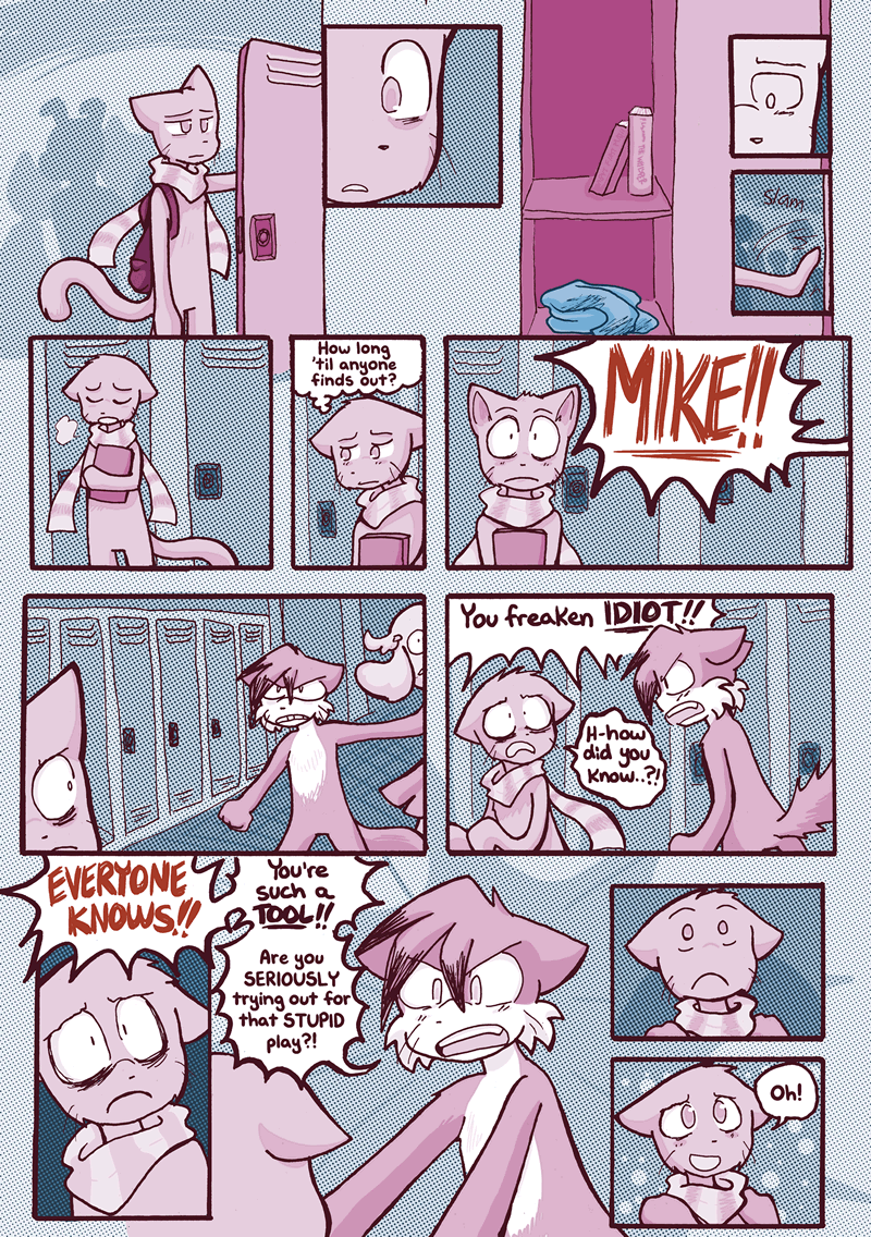 A Distance Apart — Page 2