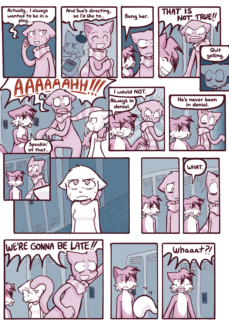 A Distance Apart — Page 3