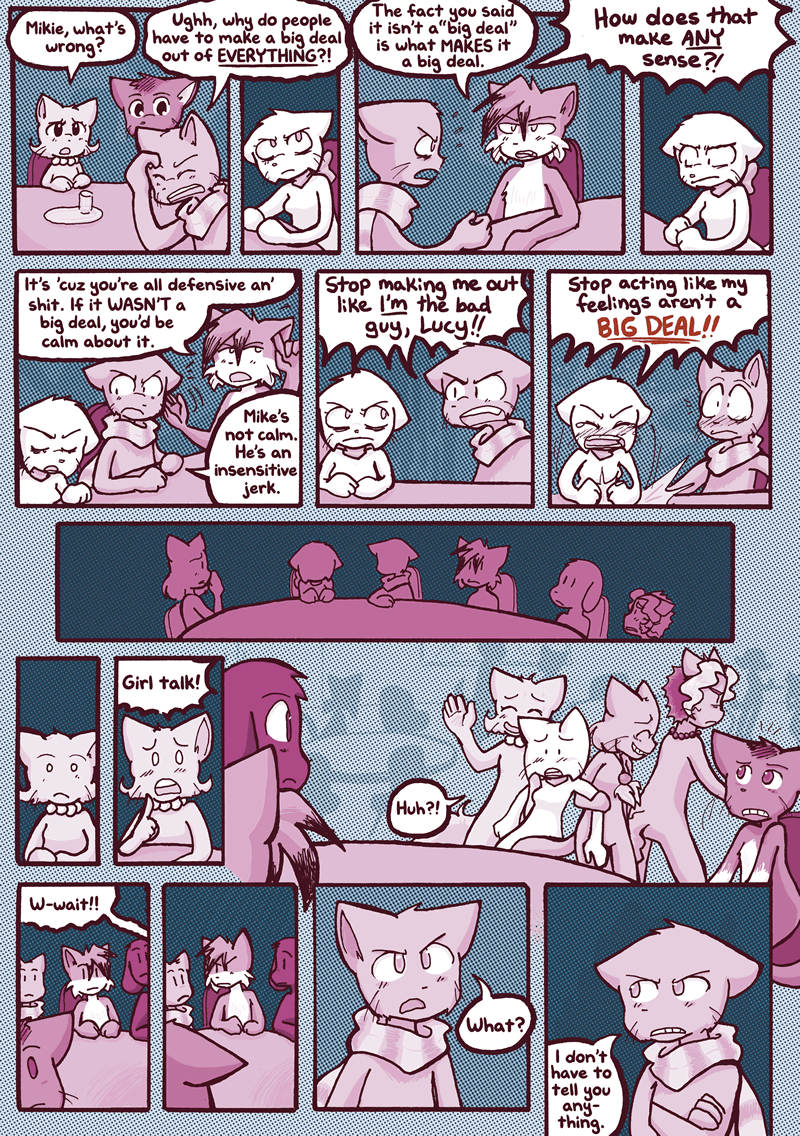 A Distance Apart — Page 5